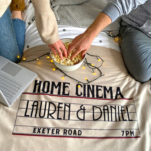 Home Cinema Throw