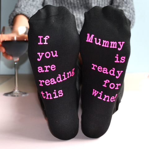 Alcohol socks