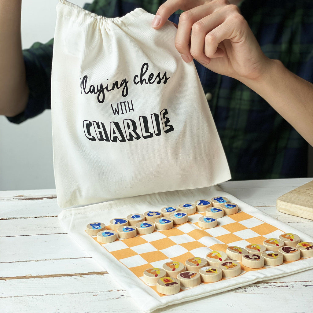 Personalised Chess in a Bag