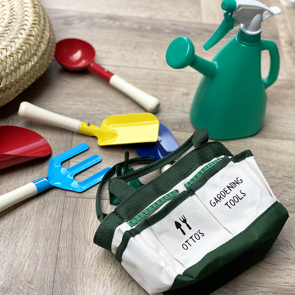 Children's Personalised Gardening Set