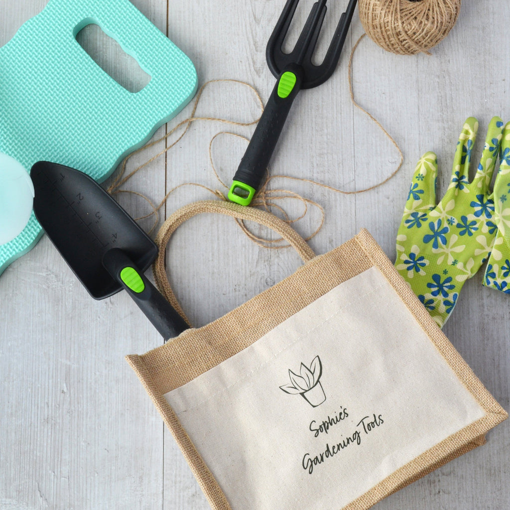 Personalised Gardening Kit