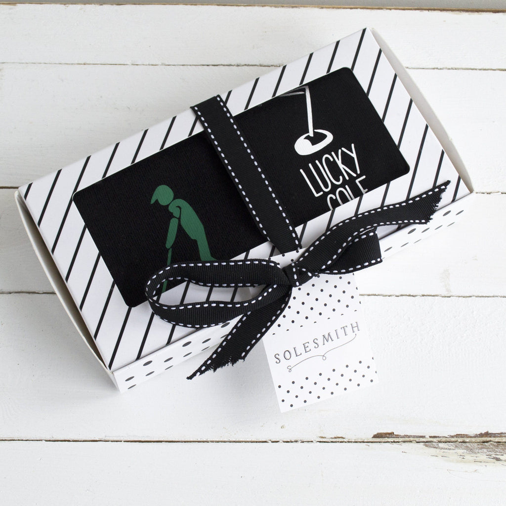 Gift Box - Golf Socks, Socks, - ALPHS