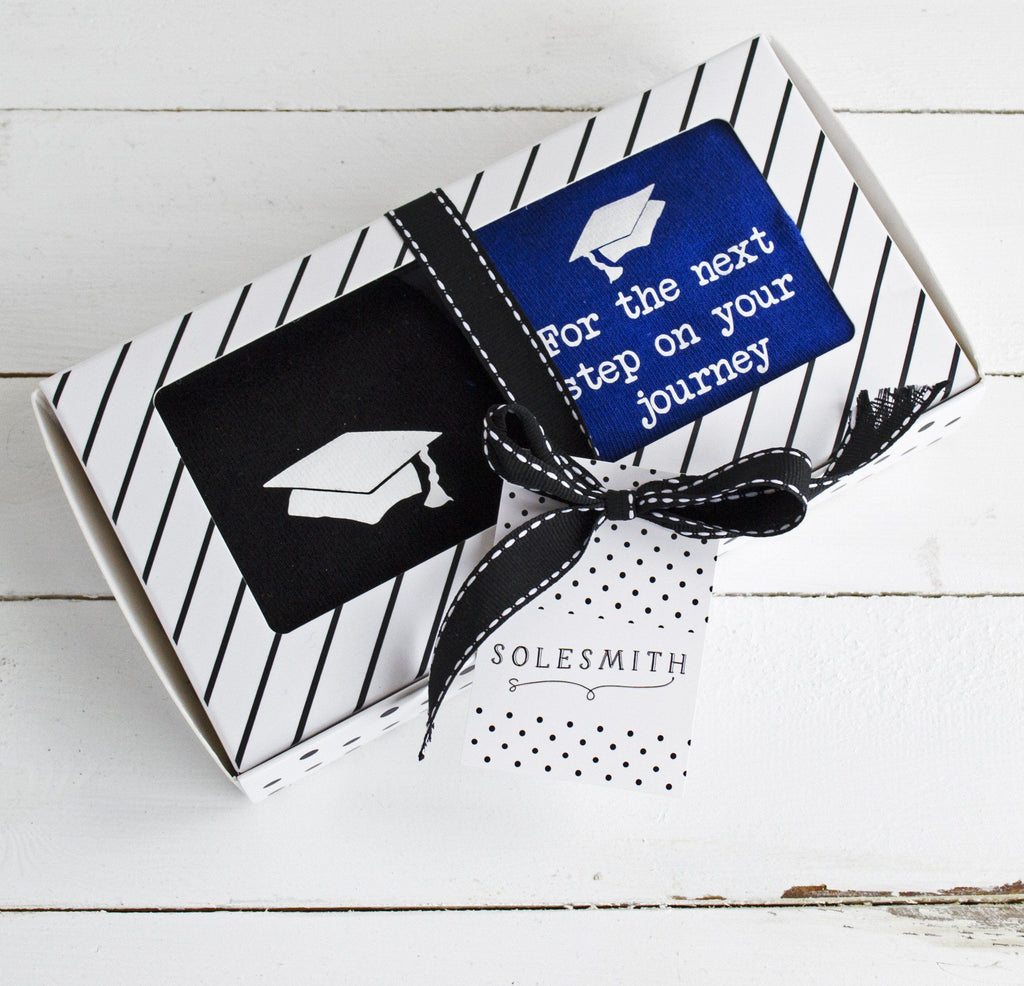 Gift Box - Graduation Socks, Socks, - ALPHS