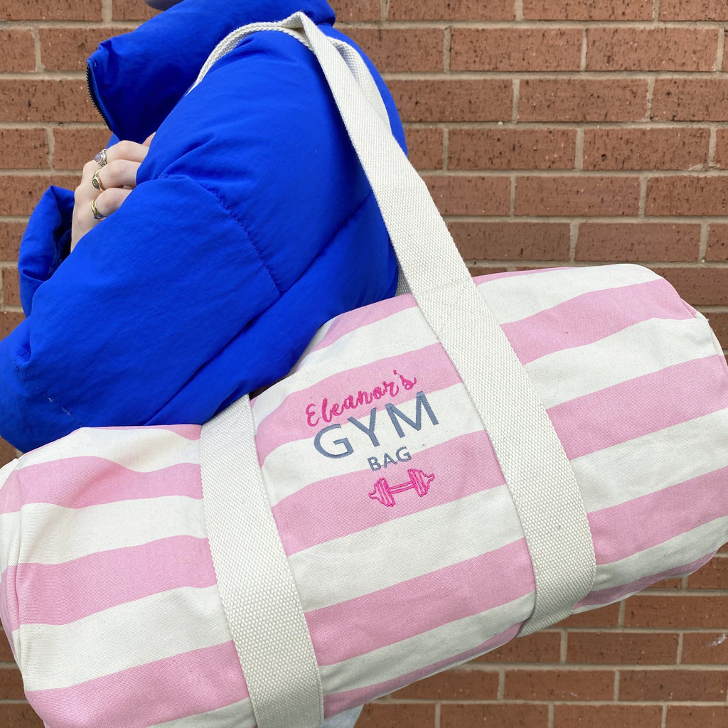 Personalised Gym Bag