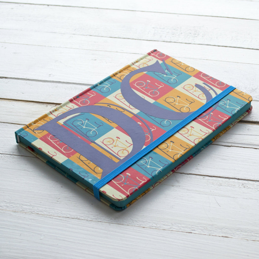 Personalised Cycling Notebook, notebook, - ALPHS