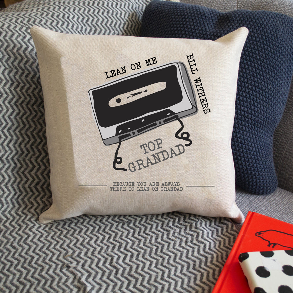 Personalised 'Favourite Song' Cassette Music Cushion, cushion, - ALPHS