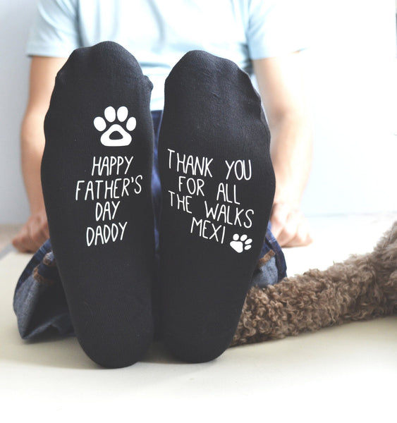 Father's Day Socks From The Dog - ALPHS  - 3