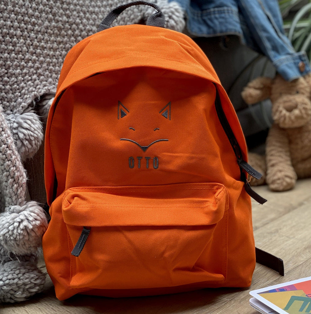 Children's Fox Backpack
