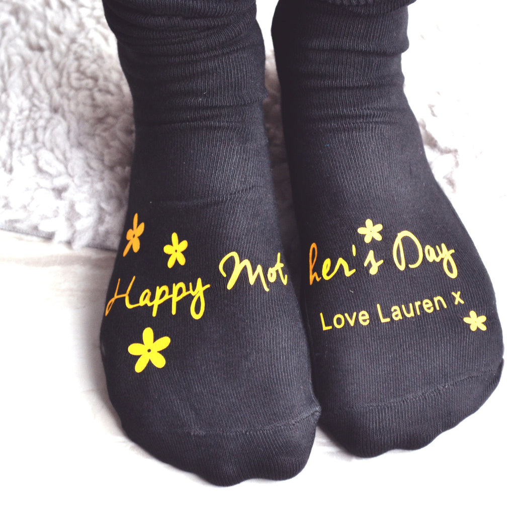 Personalised Mother's Day Gift - Socks, Socks, - ALPHS