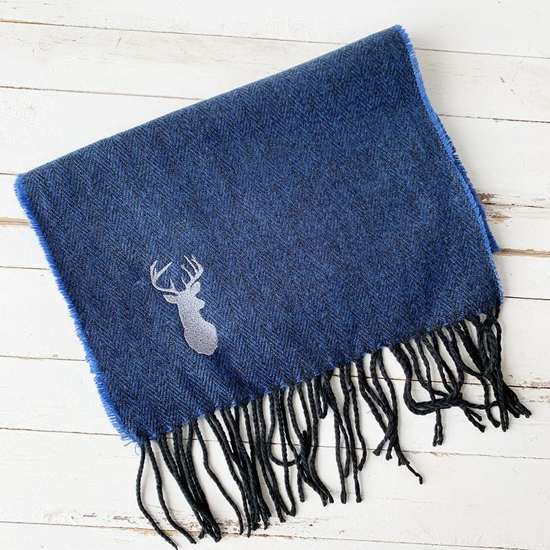 OUTLET Men's Stag Scarf