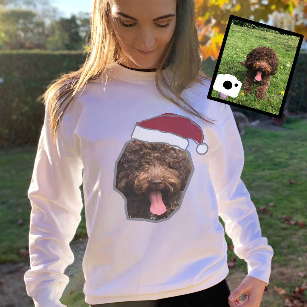 Your Dog Christmas Jumper