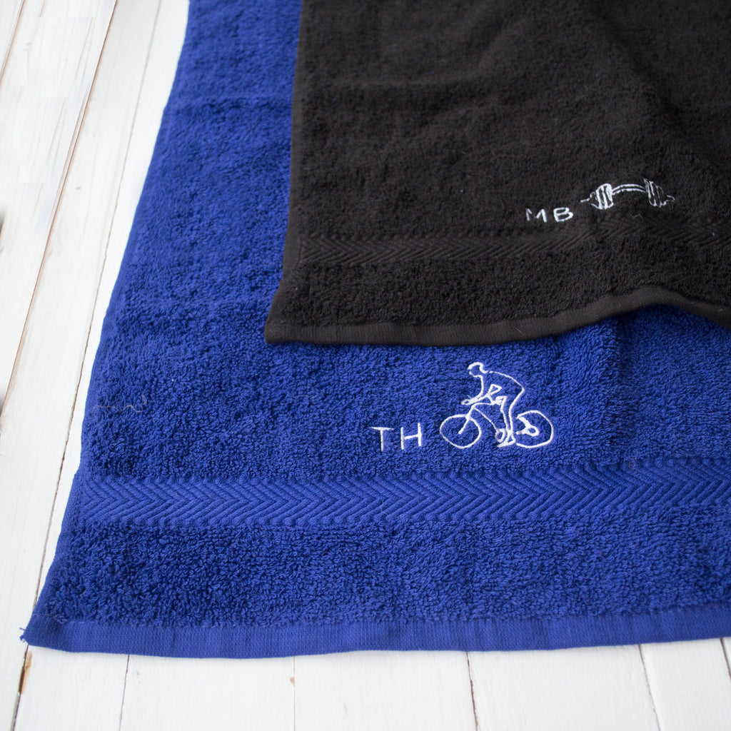 Personalised Sports Towel