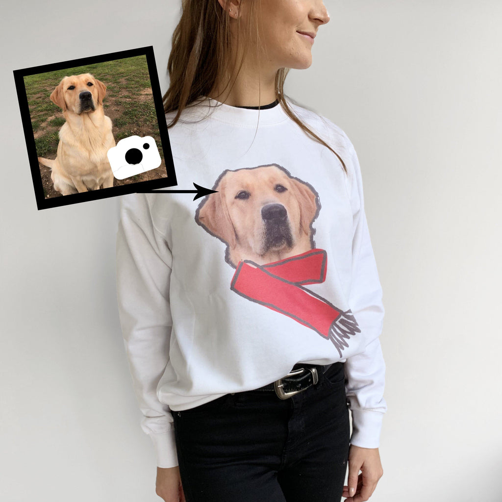 Your Dog Photo Upload Jumper, Jumper, - ALPHS