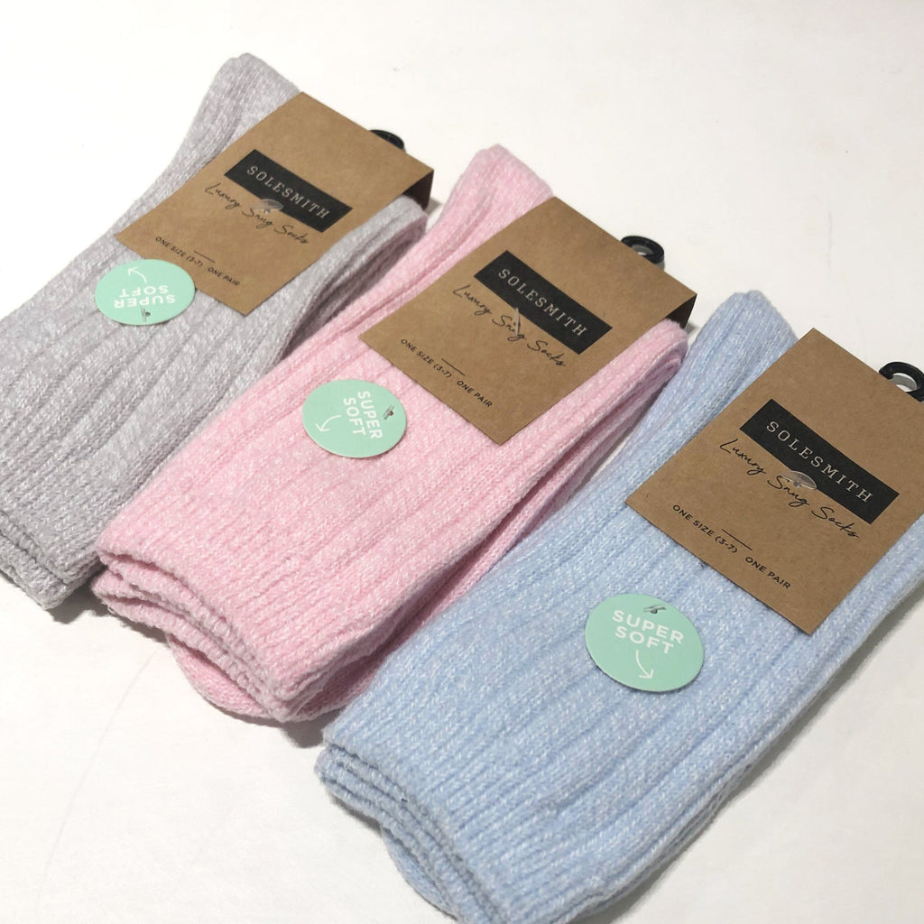 Personalised Snuggle Socks, Socks, - ALPHS