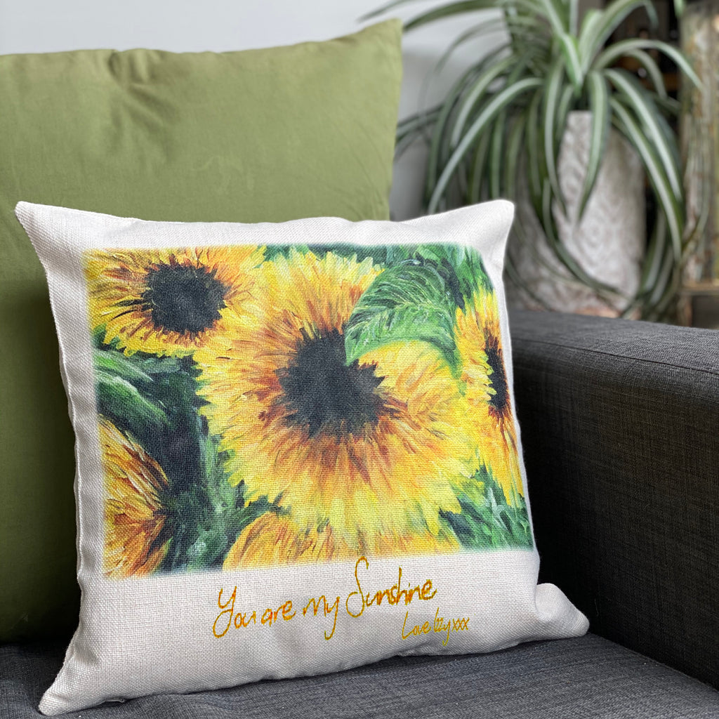 'You are my sunshine' Cushion
