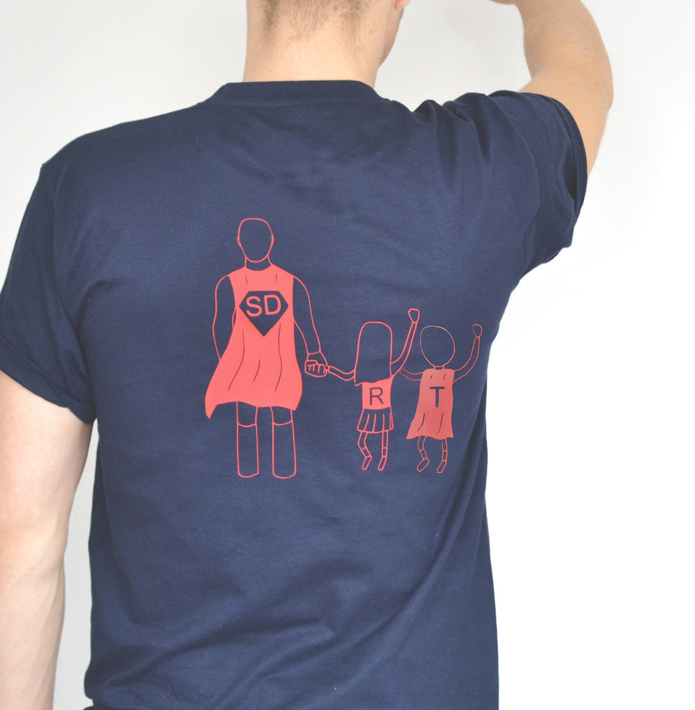 Super Dad T-Shirt, t-shirt, - ALPHS