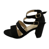 Zapatilla marca Andy modelo 699 color negro