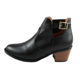 Botin Wendy modelo 600 color negro