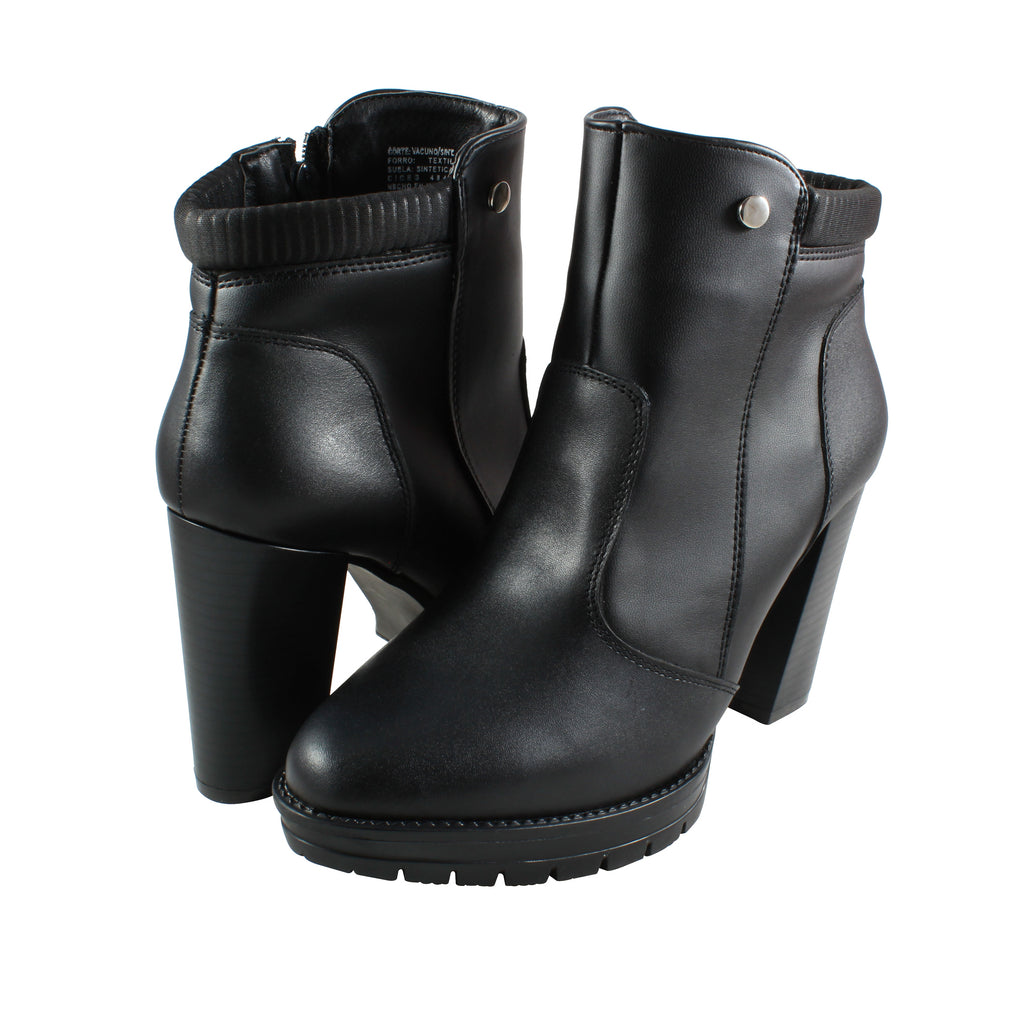 Botin Green Love modelo 98153 color negro