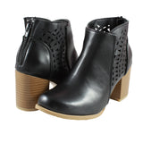 Botin Vienna 450 color negro