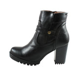 botin Exploras 6201 color negro