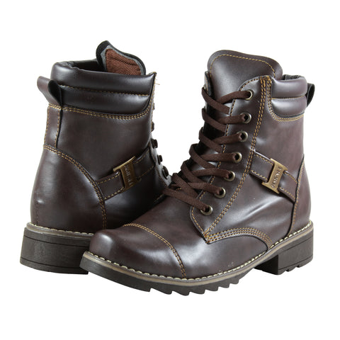 Bota Simonee 3020 color cafe
