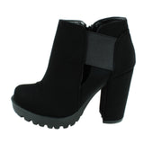 botin Andy 1607 color negro