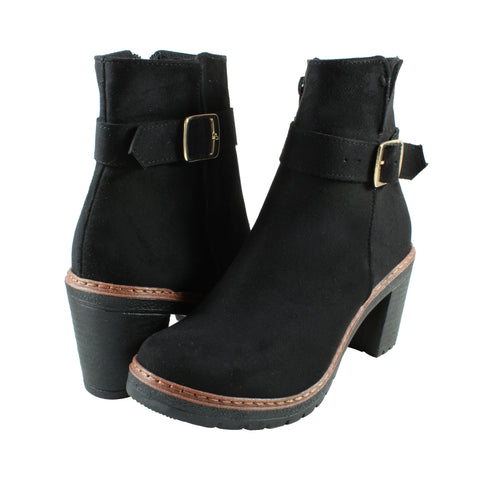 Botin Xona 1000 color negro