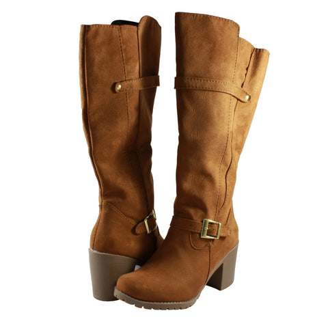 Bota Marely 303 color melle