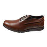 Zapato marca Nevada modelo 2905 color brandy napa