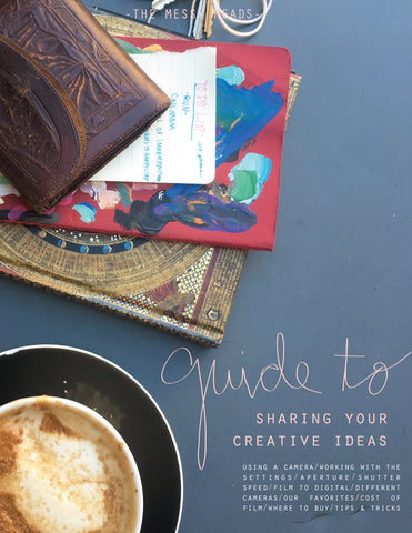Sharing Your Creative Ideas PDF Guide