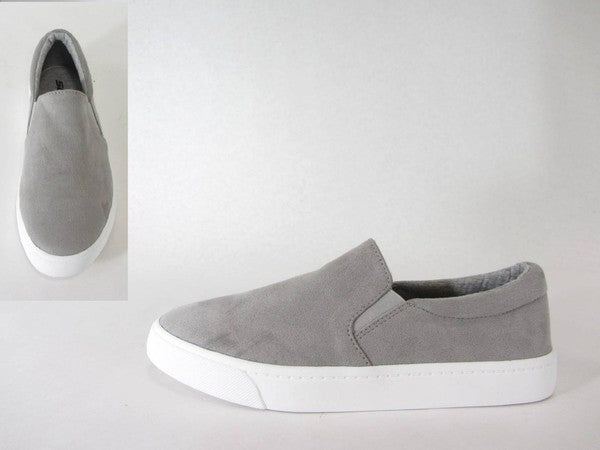 Daily Wear Sneakers - Grey