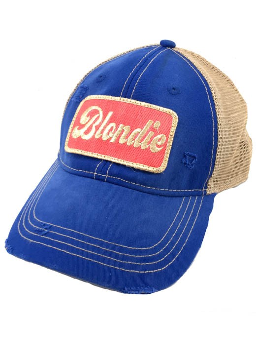 Blondie Trucker Hat by Judith March