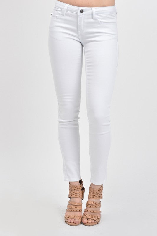 Tried & True White Skinny Jean