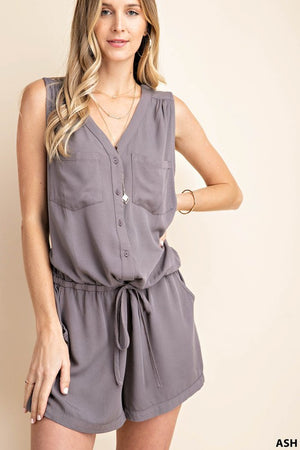 Memory Maker Button Up Romper