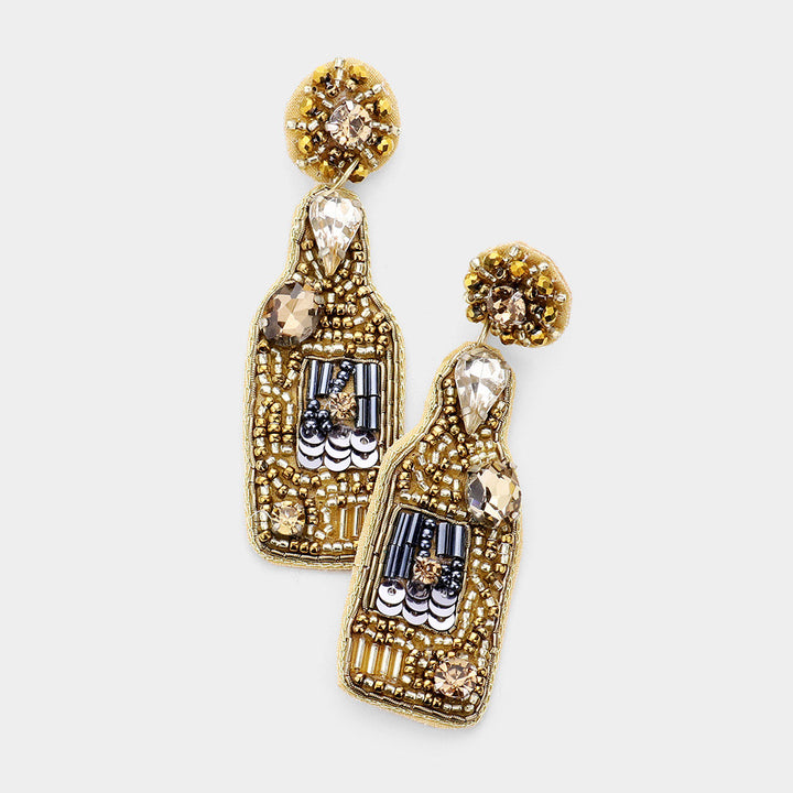 Champagne Nights Earrings