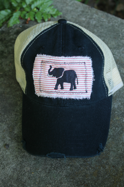 Icon Elephant Hat by Genevieve Gail