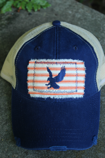 Icon Eagle Hat by Genevieve Gail