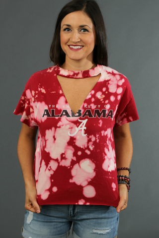 University of Alabama Tee - University