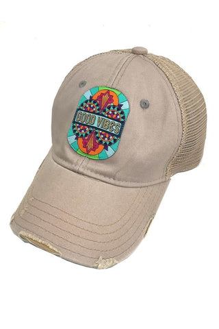 Good Vibes Hat - Judith March