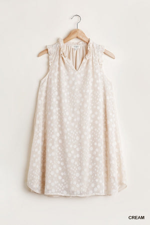 Complete Devotion Dress - Cream