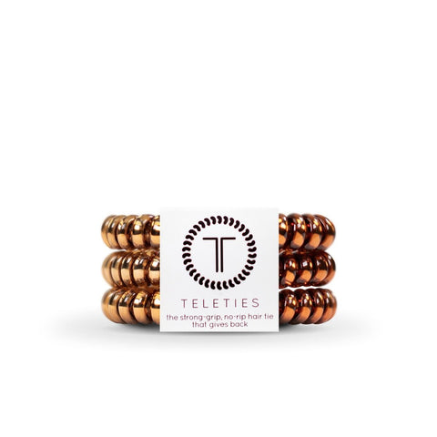 Caramel Copper 3 pack · Small - TELETIES