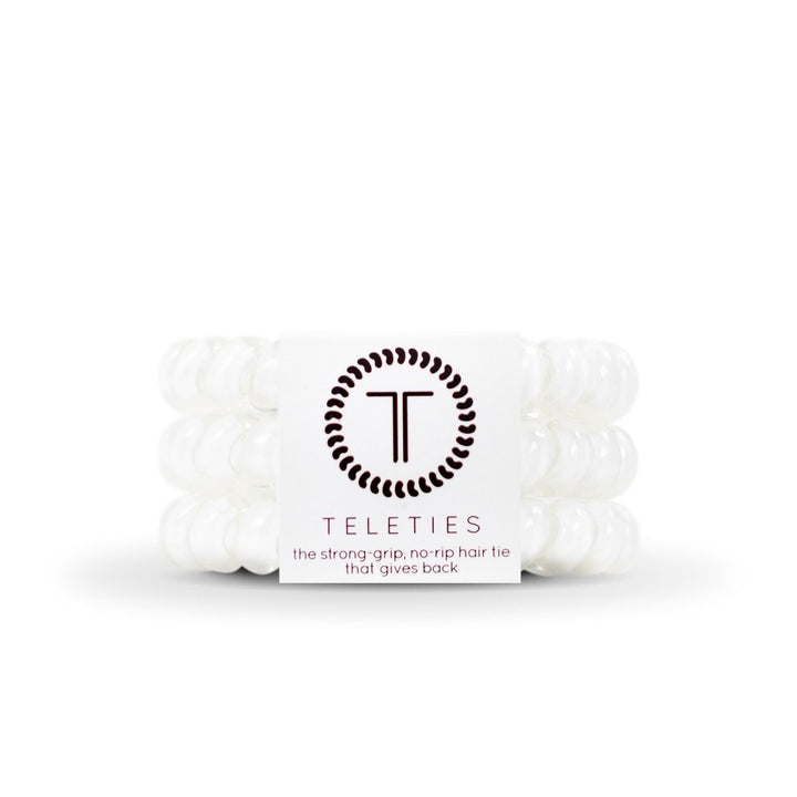 Coconut White 3 pack · Large - TELETIES