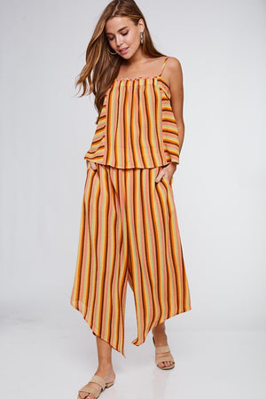 Sunsetter Striped Set