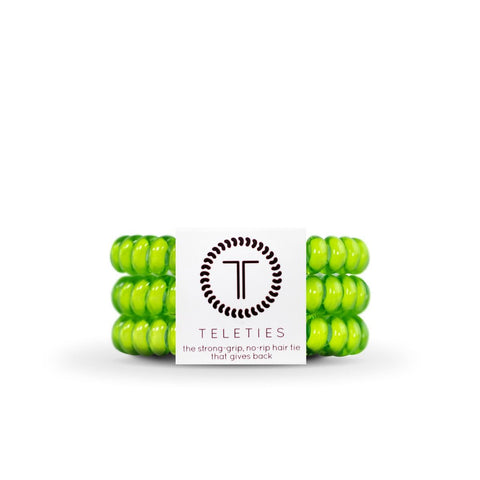 Lime 3 pack · Small - TELETIES