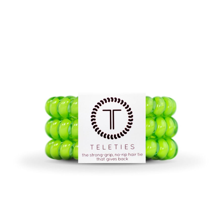 Lime 3 pack · Large - TELETIES