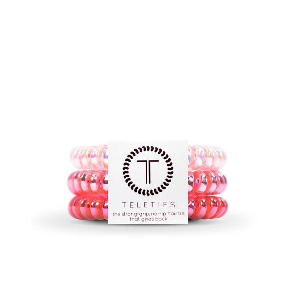 Think Pink 3 pack · Small - TELETIES