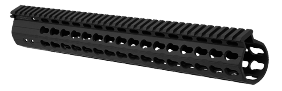 "UTG PRO Ultra-Slim 15"" Keymod Handguard for AR .308 Rifles"