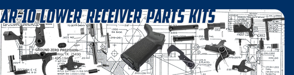 AR-10 Lower Parts Kits