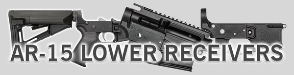 AR-15 Lower Receivers